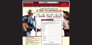 Cinemark Trip to Nashville Sweepstakes