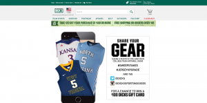 DICK'S Sporting Goods NCAA Sweepstakes