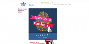 Imperial Sugar Easter Recipe Roundup Contest