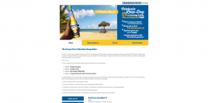 Corona Extra Fakecation Sweepstakes