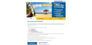 Corona Extra Fakecation Sweepstakes