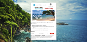 Hamptons Lane Luxury Costa Rica Sweepstakes