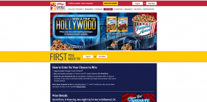 Kellogg's Famous Amos Get Famous! Sweepstakes