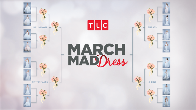 March MadDress bracket