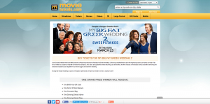 My Big Fat Greek Wedding 2 Sweepstakes