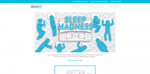 Beautyrest Sleep Madness Sweepstakes