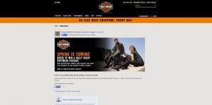 Harley-Davidson Footwear 2016 Rally Ready Sweepstakes