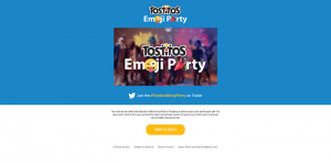 Tostitos Emoji Party Contest