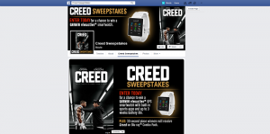 Warner Bros. Creed Sweepstakes