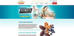 Natural Delights Your Date with Fitness Sweepstakes