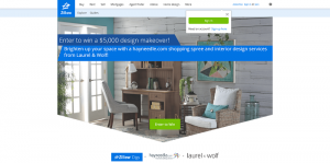 Zillow Brighten Your Space Sweepstakes