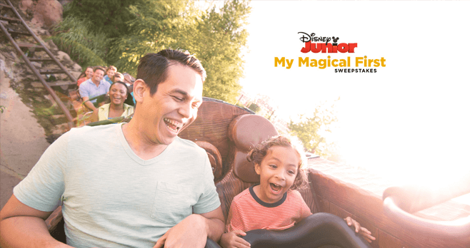 My Magical First Sweepstakes 2017 (Disney.com/MyMagicalFirstSweeps)