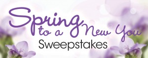 Marsh Spring to a New You Sweepstakes