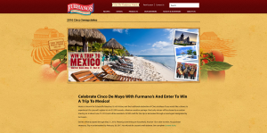 Furmano's Trip To Mexico Contest