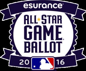 2016 Esurance MLB All-Star Game ballot