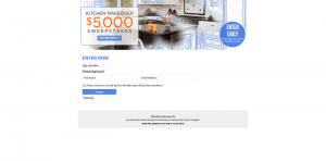 Meredith Corporation $5,000 Kitchen Makeover Sweepstakes