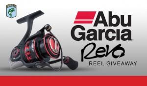 Abu Garcia, Revo Reel Giveaway