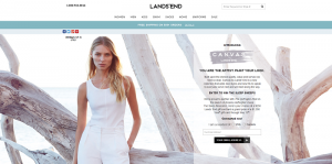 Lands' End Sleep Sweepstakes