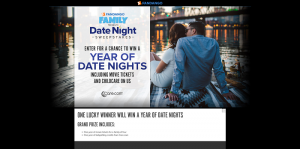 Fandango Date Night Sweepstakes