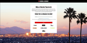 General Assembly L.A. Nightlife Sweepstakes