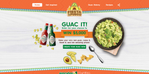 Avocados From Mexico Fiesta Del Fuego Sweepstakes