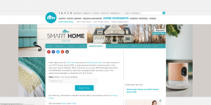 HGTV.com/Smart - HGTV Smart Home 2016 Sweepstakes