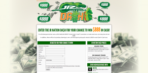 JR Nation Dash Promotion