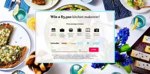 Tasting Table's 2016 Kitchen Makeover Sweepstakes