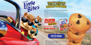 Little Bites Road Chip Sweepstakes