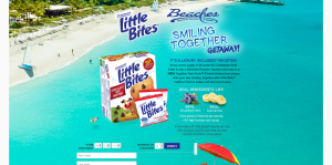 Little Bites Smiling Together Sweepstakes