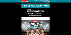 Makita Road to MLS Cup 2016 Sweepstakes