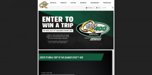 Quaker State 400 Sweepstakes 2016