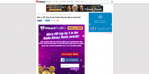 iHeartRadio 2016 Radio Disney Music Awards Sweepstakes