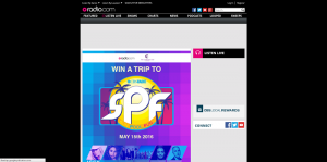 Radio.com SPF Sweepstakes