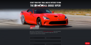 MotorTrend Dodge Viper GT Giveaway