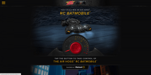 Air Hogs Ultimate Batman Experience Instant Win & Sweepstakes