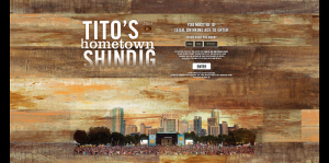 Tito's Handmade Vodka Austin City Limits Sweepstakes