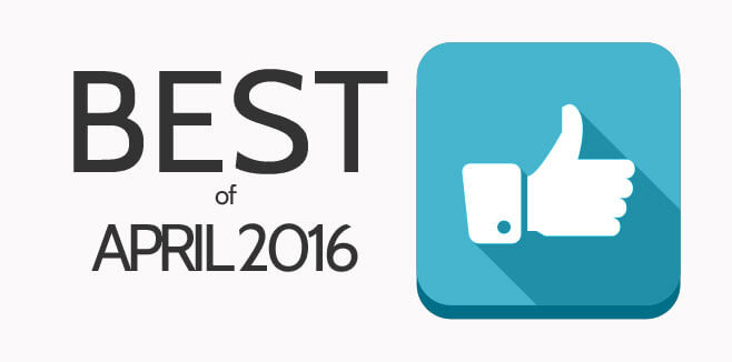 Best Sweepstakes Of April 2016
