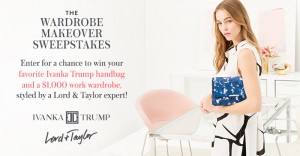 Ivanka Trump Fall Collection 2015 Sweepstakes
