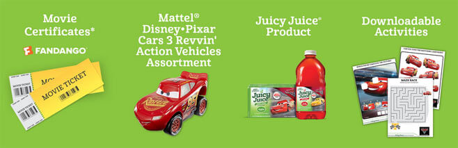 Juicy Juice Game Prizes 2017
