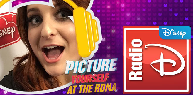Radio Disney Picture Yourself At The RDMA Contest