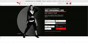 PUMA's Rihanna Sweepstakes