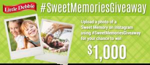 Little Debbie #SweetMemoriesGiveaway
