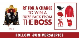 Universal Pictures The Ultimate Boss Twitter Sweepstakes