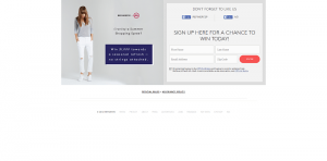 Refinery29 + AG Jeans Sweepstakes