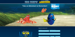 Ice Chips Aquarium Adventure Sweepstakes