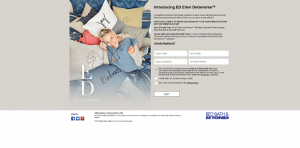 Bed Bath & Beyond ED Ellen DeGeneres Sweepstakes
