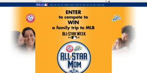 MLB.com All-Star Mom Contest