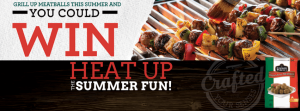 Cooked Perfect Heat Up the Summer Fun Sweepstakes