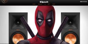 Klipsch Deadpool Sweepstakes